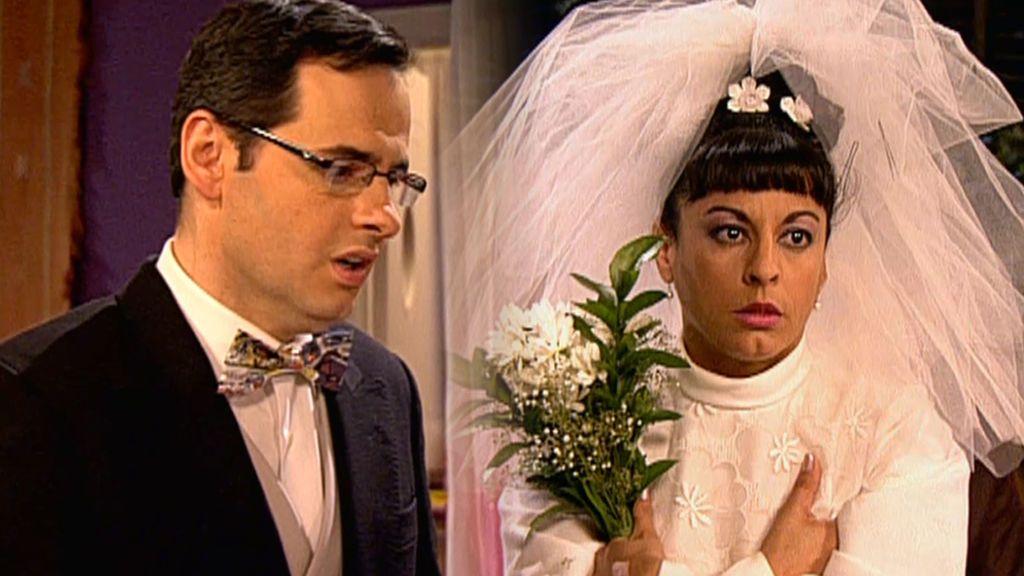 La boda de Nines y Leo en 'LQSA'