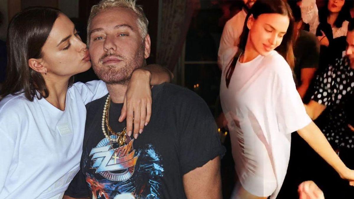 """Irina Shayk supera los dos millones de reproducciones con su 'twerking' viral: """"After party' con los chicos"""""""