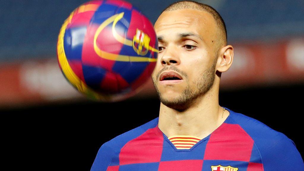 """Braithwaite y los valores que va a aportar al Barça de Setién: """"Mi mejor característica es que soy inteligente"""""""