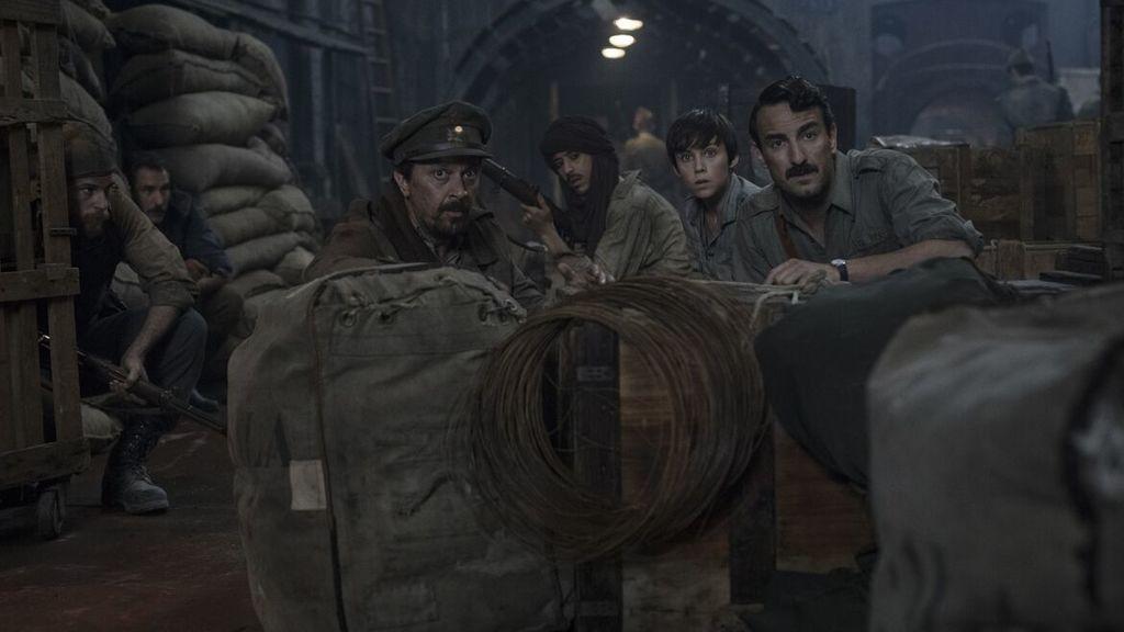 Telecinco Cinema estrena la película 'MALNAZIDOS' el 11 de septiembre