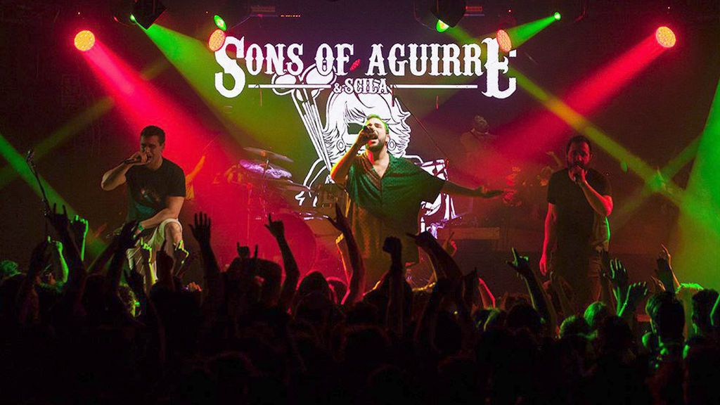 sons of aguirre madrid