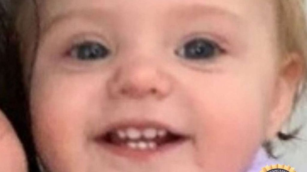 Buscan desesperadamente en Tennessee  a una niña de 15 meses vista por última vez en diciembre