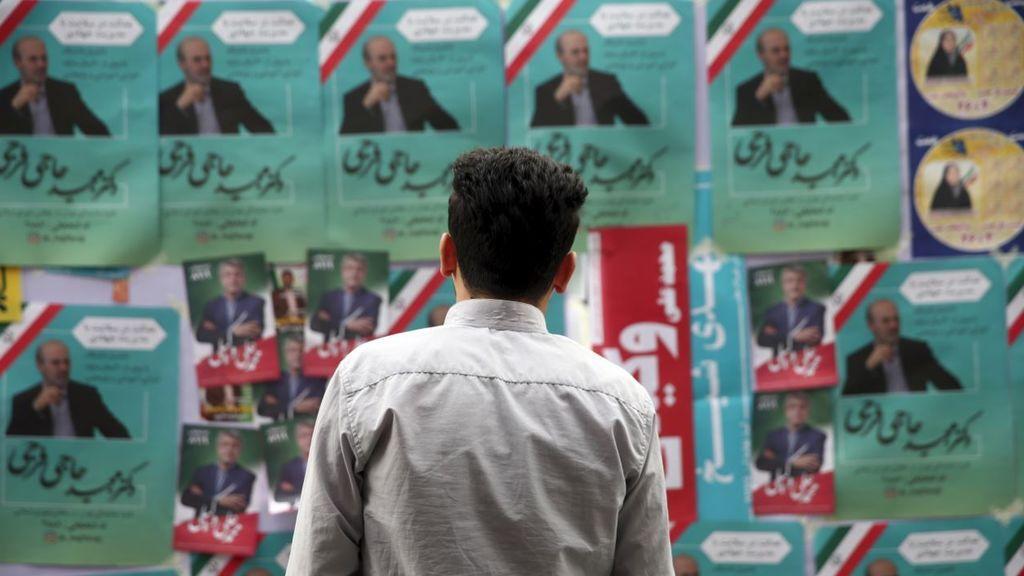 Irán celebra elecciones parlamentarias en medio de protestas contra el régimen