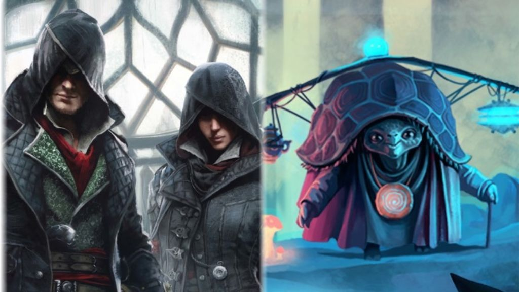 Assassin's Creed Syndicate y Faeria