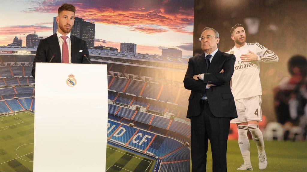 La continuidad de Sergio Ramos en el aire: quiere dos años más de contrato y el Real Madrid aún no le ha llamado