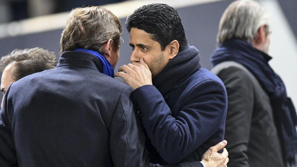 El presidente del PSG Al-Khelaiffi, acusado de corrupción por soborno vinculado a derechos televisivos del Mundial y Copa Confederaciones