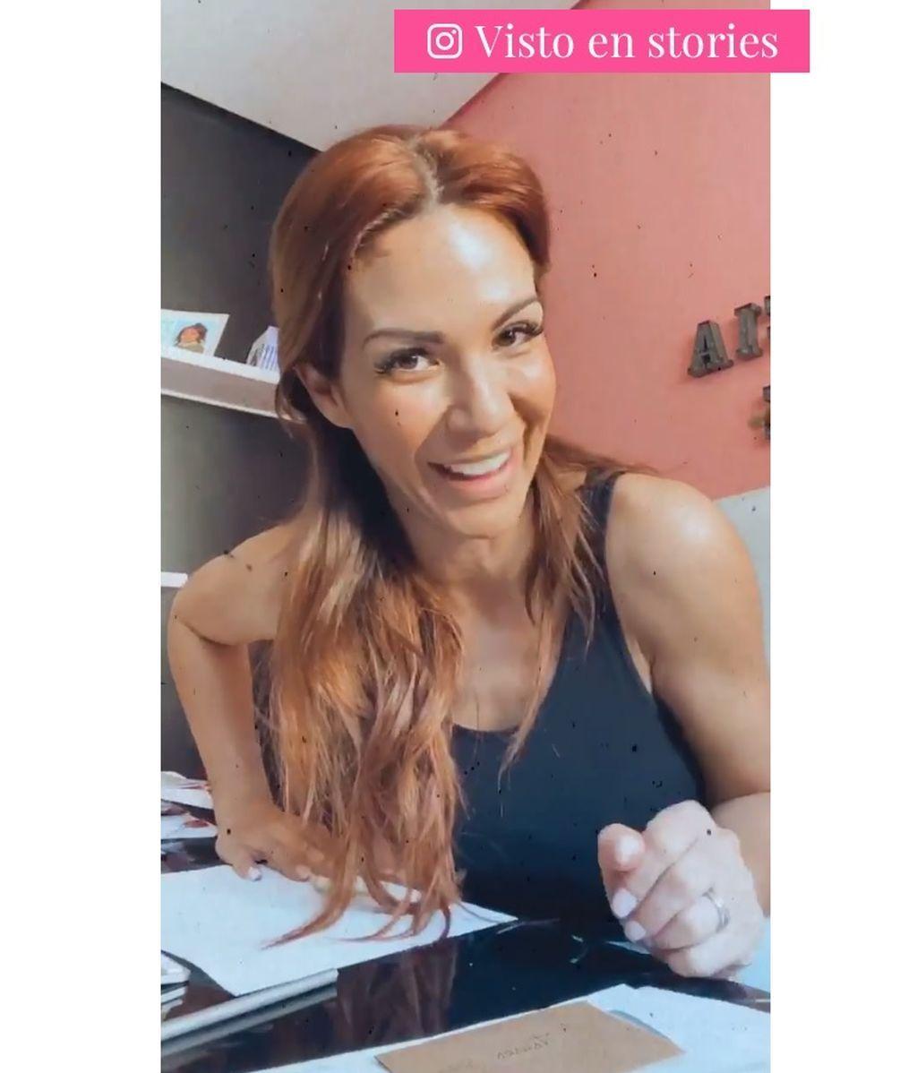 Tamara Gorro aclara si va a volver a ser madre