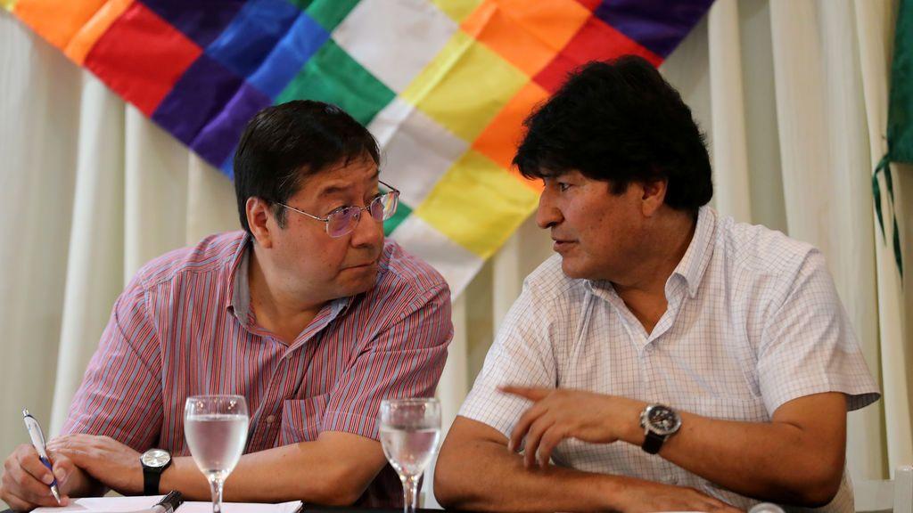 La Fiscalía de Bolivia inicia un proceso penal contra Morales por fraude electoral