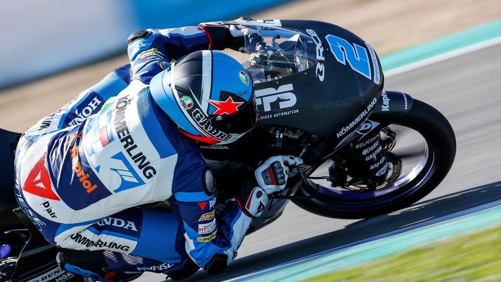 Un piloto de Moto3 se cambia el dorsal en memoria de su hermano fallecido