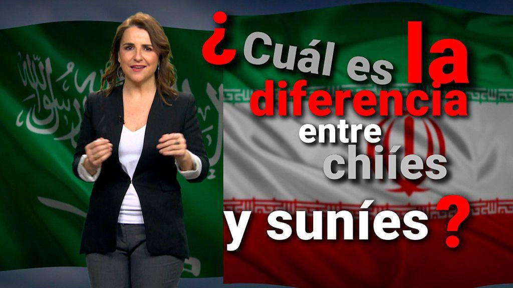 Diferencia entre chiíes y suníes