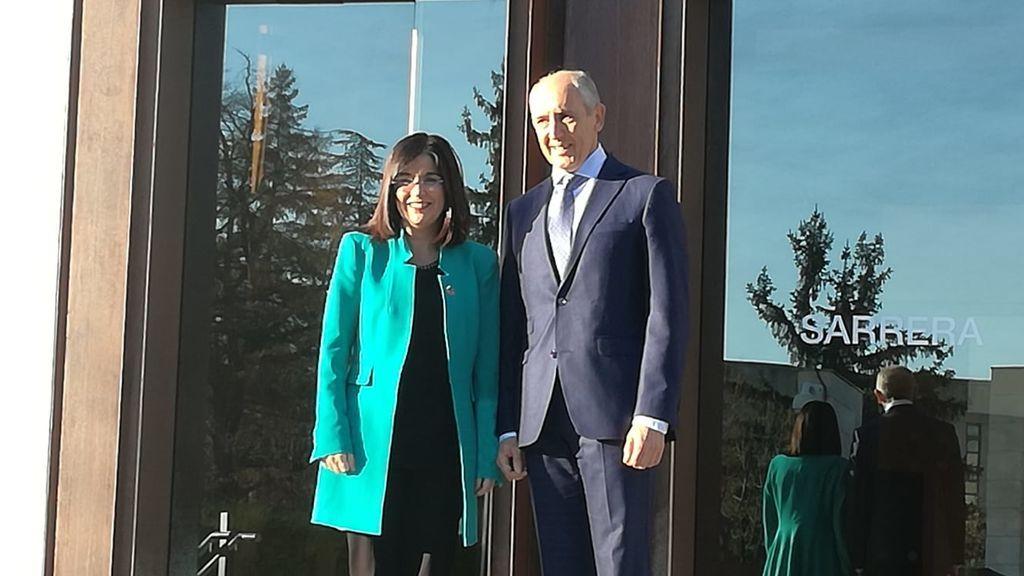 Euskadi tendrá la gestión económica de la seguridad social