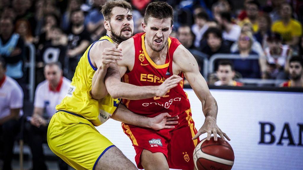 España vence a Rumanía en CLuj