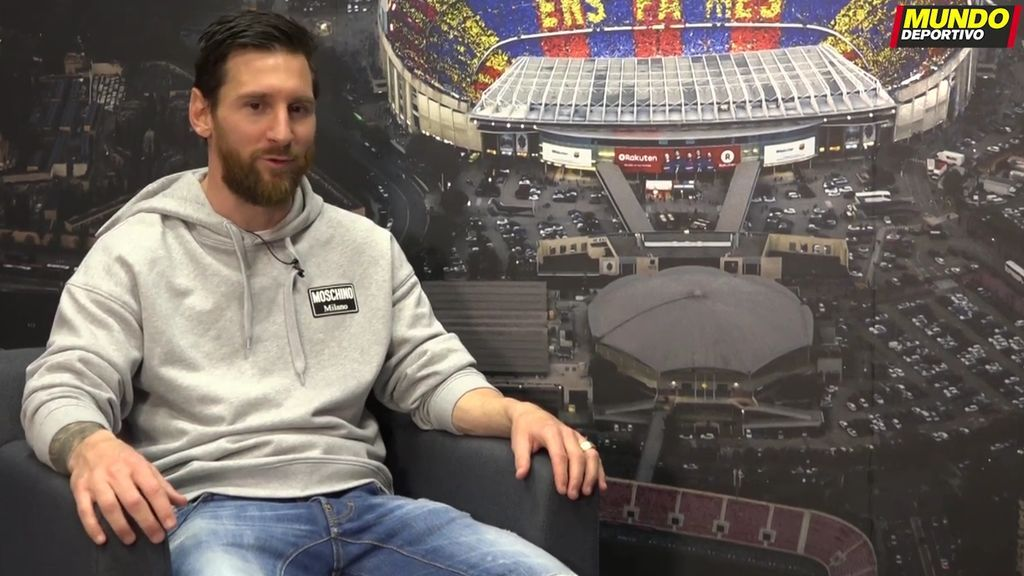 Messi - cover