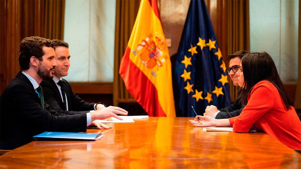 El PP puentea a su candidato Alonso y firma sin él la coalición con Ciudadanos en Euskadi
