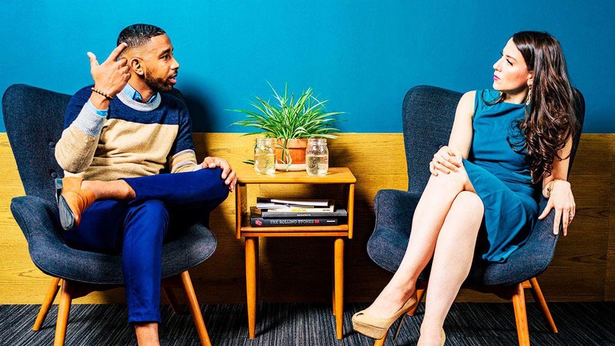 Cómo preparar una conversación delicada