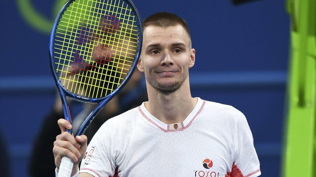 """Alexander Bublik, top mundial del ránking con 22 años : """"Odio el tenis. Solo juego por dinero"""""""