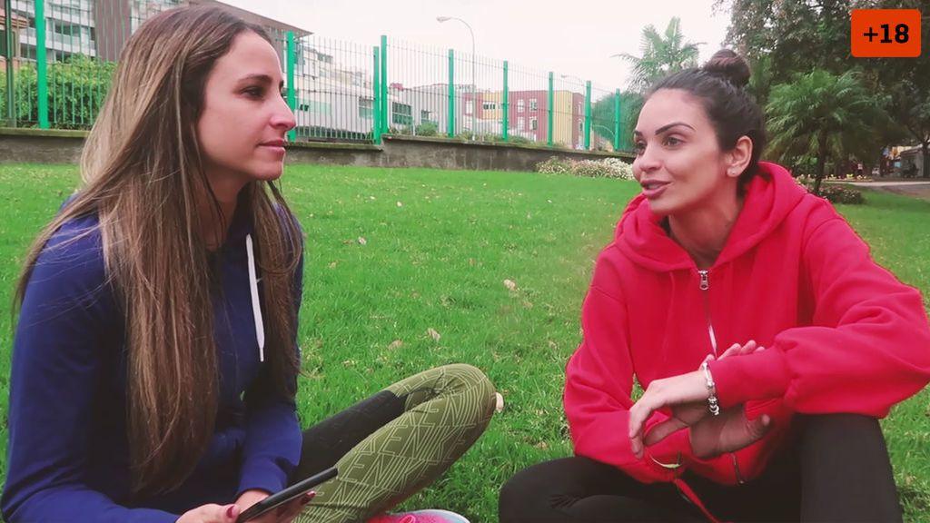María habla de su relación con Tamara Gorro y opina de Violeta (2/2)