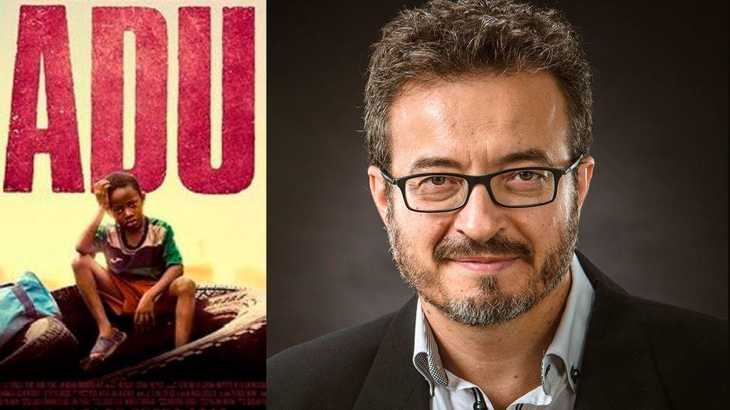 Roque Baños, productor musical de la Banda Sonora de la película Adú