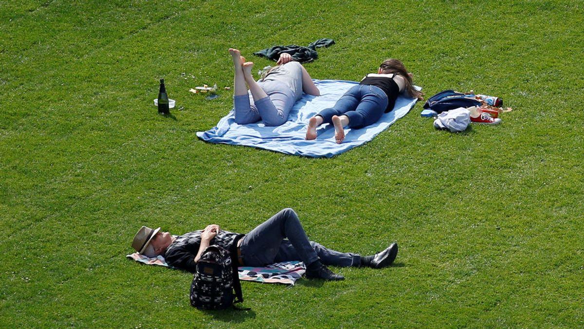 Europa, en busca del invierno: va a hacer hasta 12ºC más de lo normal el fin de semana