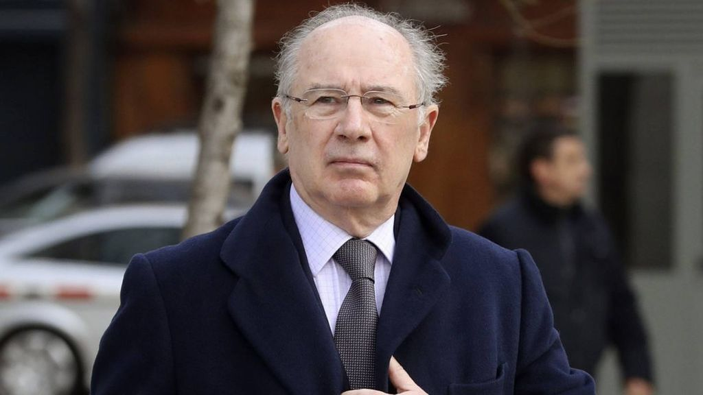Rodrigo Rato sale de prisión en el primero de sus dos permisos de seis días
