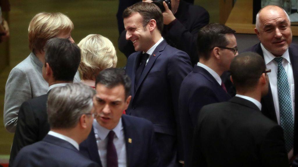 La UE fracasa ante sus primeros presupuestos de la era post-Brexit