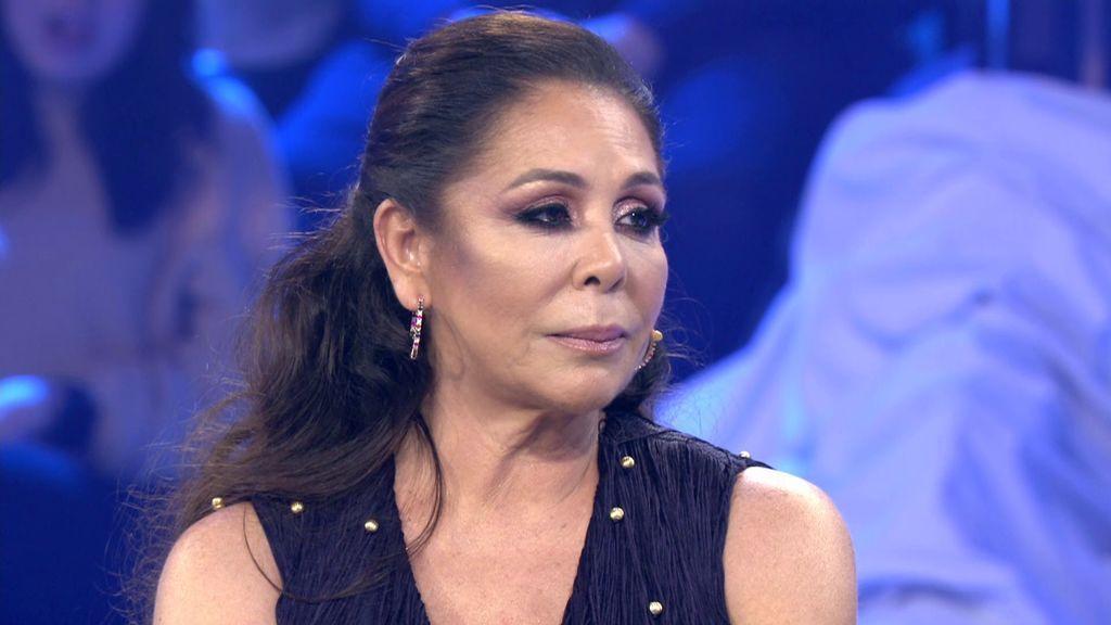 El cariñoso mensaje de Isabel Pantoja a Irene Rosales