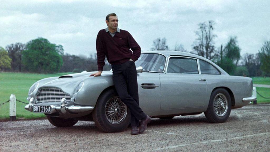 Todos los coches que ha tenido James Bond desde el 'Dr. No' hasta la 'No time to die'