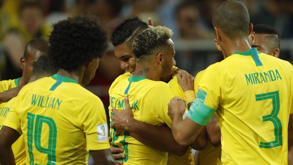 """Casemiro, sobre Neymar: """"Quería que Neymar viniese al Madrid"""""""