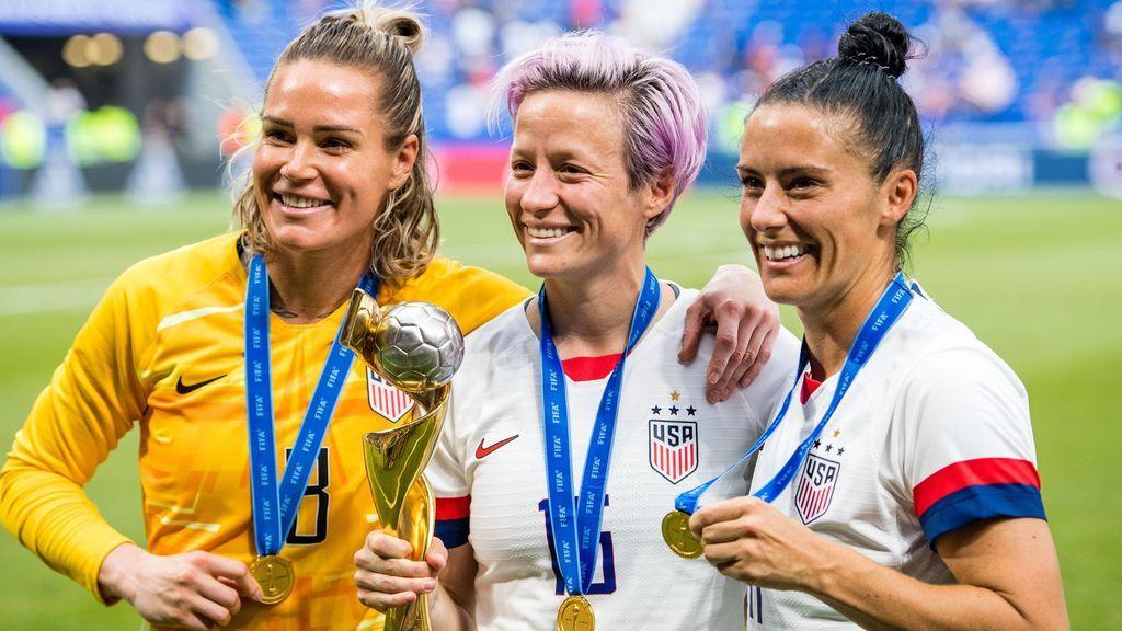 La selección femenina de fútbol de Estados Unidos reclama 66 millones de dólares a su federación por discriminación de género