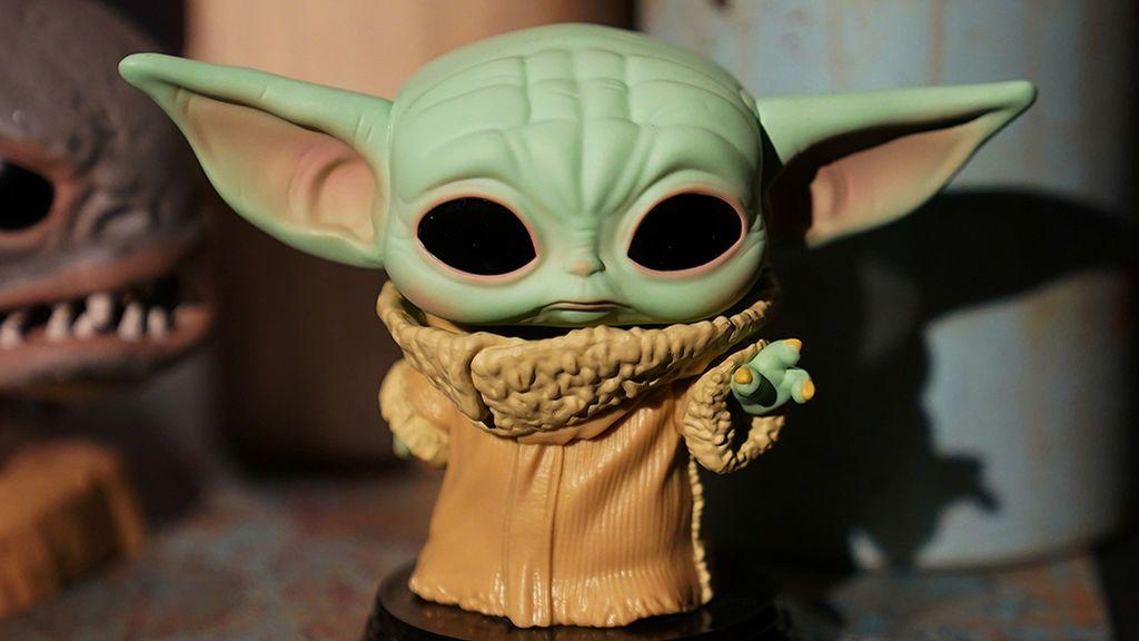 Disney se dispone a hacer su agosto en marzo con los juguetes de 'Baby Yoda'