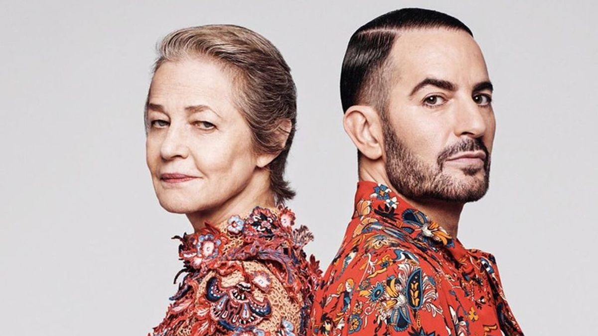 Bofetadas intergeneracionales entre Marc Jacobs y Charlotte Ramplig : la transgresora campaña de Givenchy