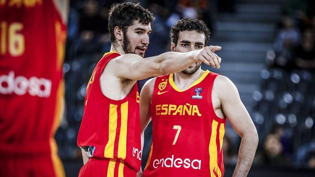 España - Polonia, en directo este domingo a las 18:00h en Cuatro y Mitele.es