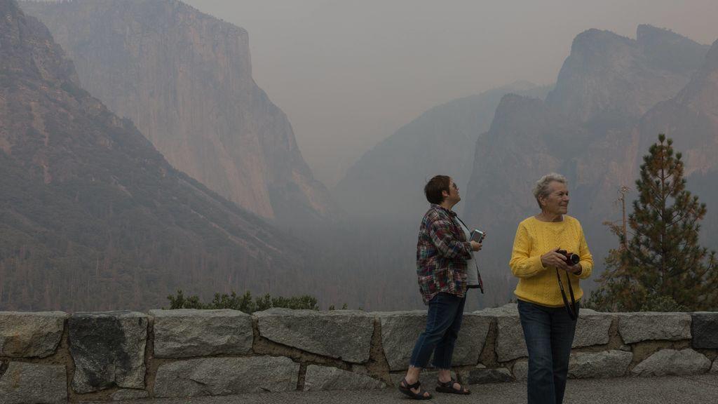 Los problemas respiratorios podrían dispararse: altos niveles de polvo sahariano en Canarias