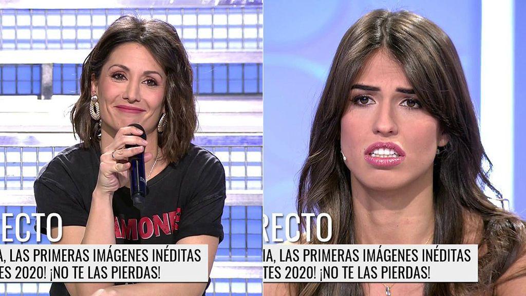 Una pulla de Nagore sobre Kiko Matamoros cabrea a Sofía