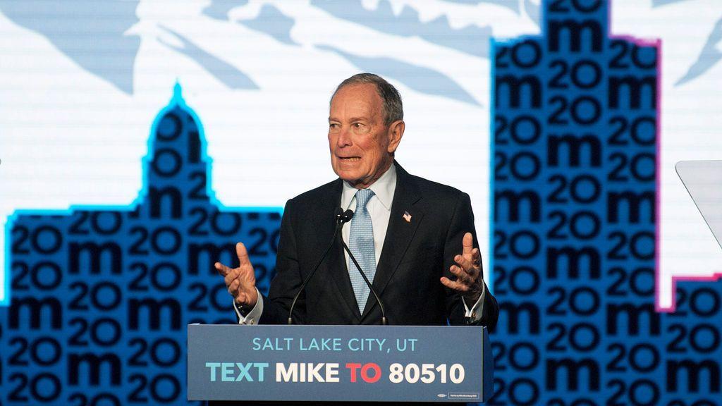 El candidato demócrata que flota en millones y no acepta donaciones