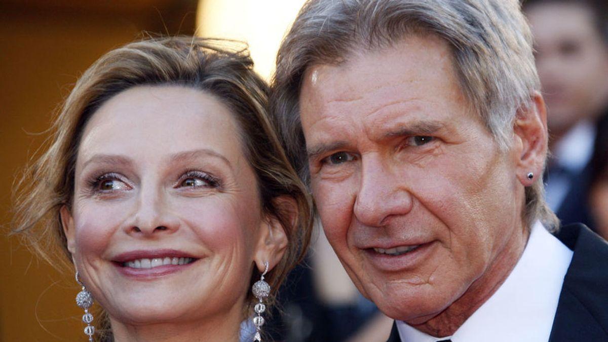 Harrison Ford revela el secreto de su duradero matrimonio con Calista Flockhart, pese a la diferencia de edad