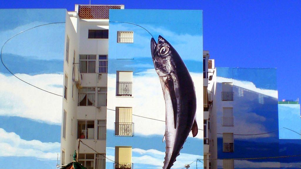 Mural-El-Pescador