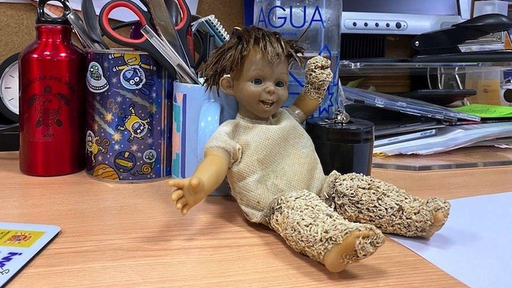 La muñeca del Mar Menor