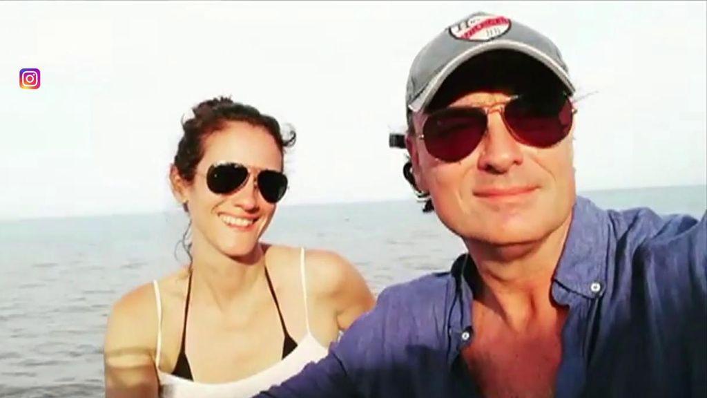 La vida amorosa de Elena, la madre de Adara: Conoció a su actual pareja en un debate de 'GH 17'