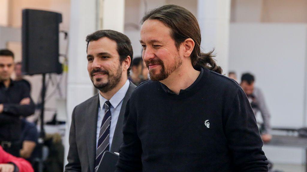 """Iglesias asegura que el ejecutivo de coalición es """"un Gobierno fuerte y unido"""""""