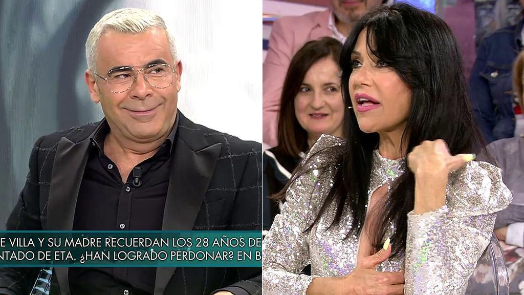 Maite Galdeano imita a Gloria Camila