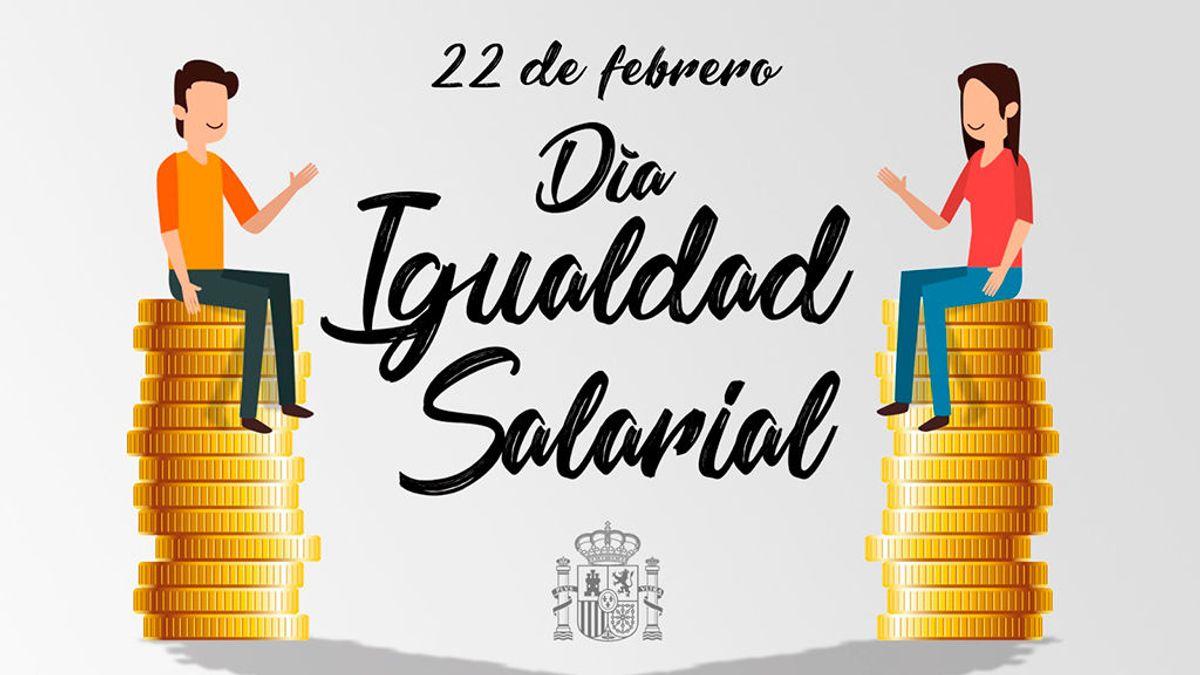 El Gobierno conmemora el 'Día Europea de la Igualdad Salarial'