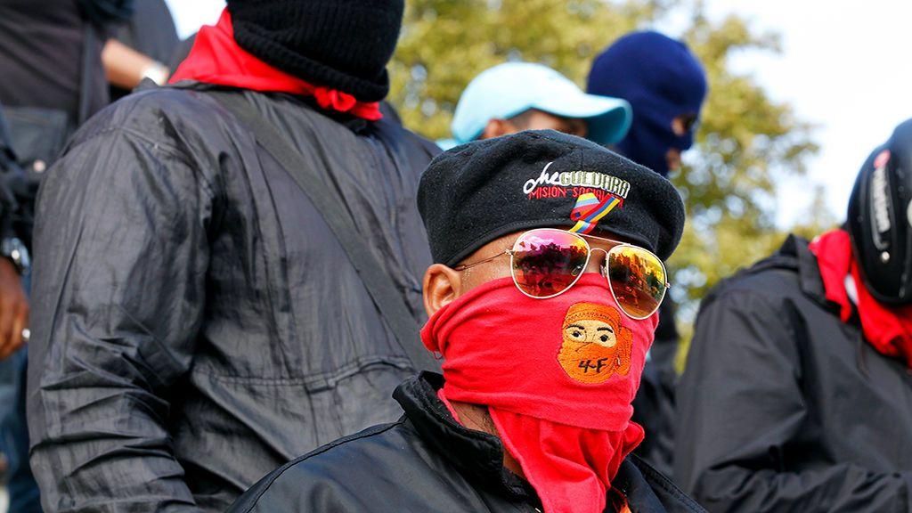 """Así son los colectivos """"chavistas"""" al servicio de Maduro"""