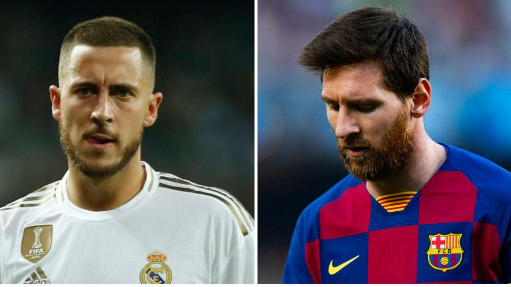 Real Madrid y Barça se juegan este sábado llegar líderes al Clásico