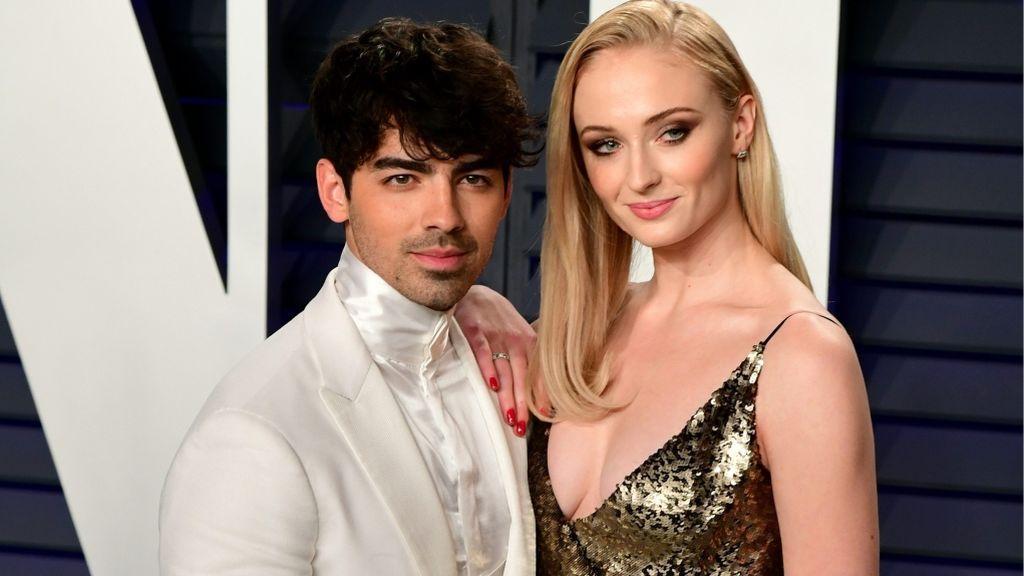 """El tierno mensaje de Joe Jonas a Sophie Turner por su cumpleaños: """"La vida es mejor contigo"""""""