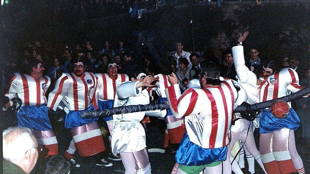 'Futbolín', Carnaval 1993