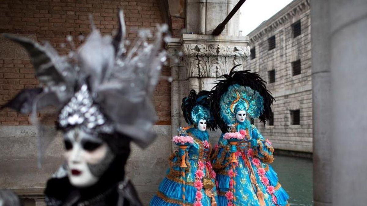 Se registran los dos primeros casos de coronavirus en Venecia en pleno Carnaval