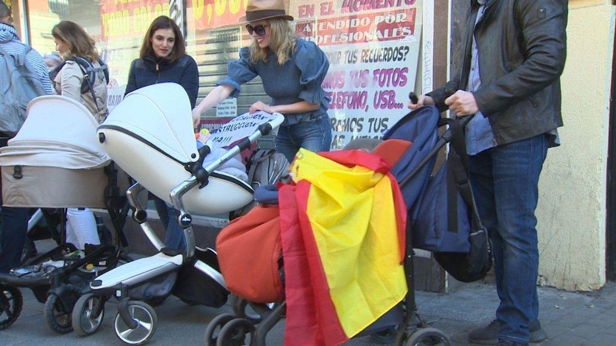 Padres por gestación subrogada piden  soluciones para los bebés españoles nacidos en Ucrania y Georgia