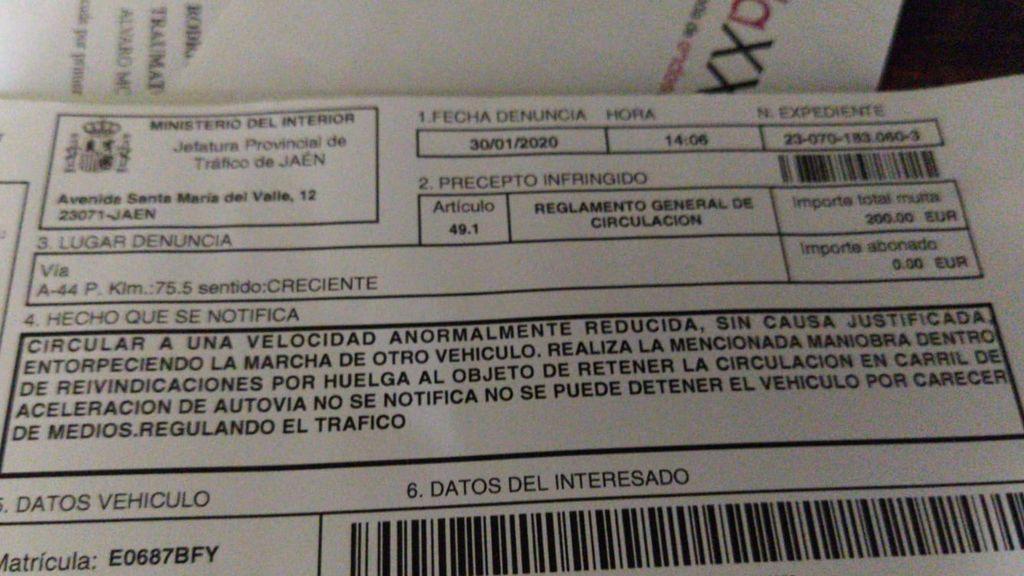 olivarero denuncia detalle