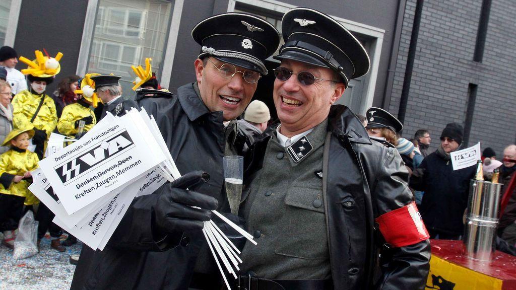 ¿Un carnaval antisemita en Bélgica?